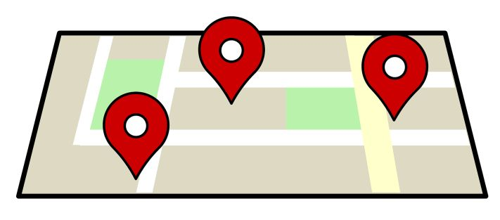 google térkép jelölések Google Térkép Jelölések | Térkép