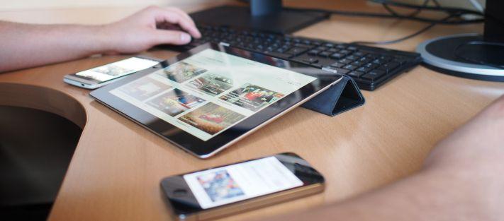 Mobil és tablet