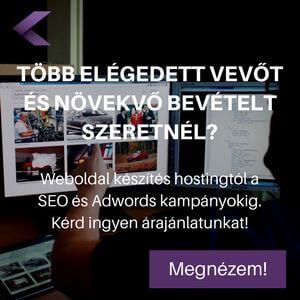 Weboldal készítés és webáruház készítés a Websharktól