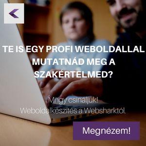 Webshark weboldalkészítés 02