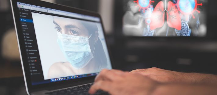 Koronavírus és a Webshark
